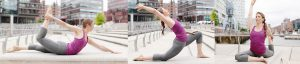 Juliane Galke, Yogalehrerin